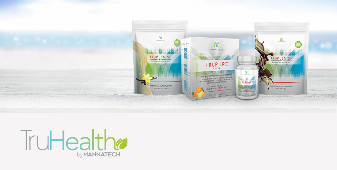 TruHEALTH meal replacement shakes. fat-loss system. weight management